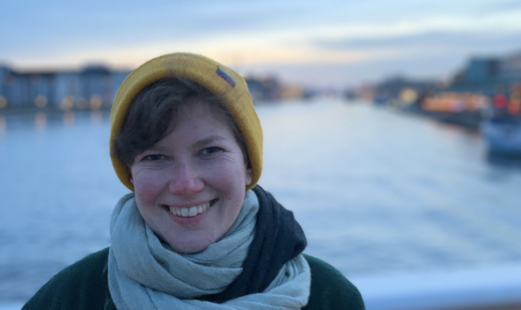 Lesbian Visibility Week: Maja Bach