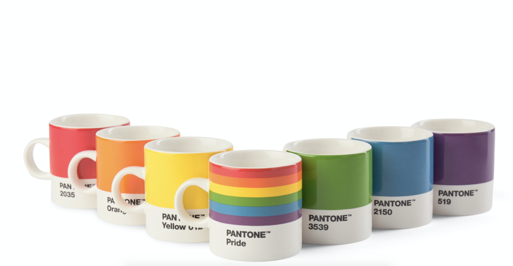 Exclusive Pantone™ products launched for Copenhagen 2021
