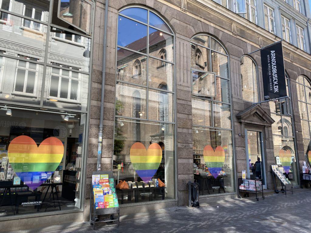 Arnold Busck announces partnership with Copenhagen 2021