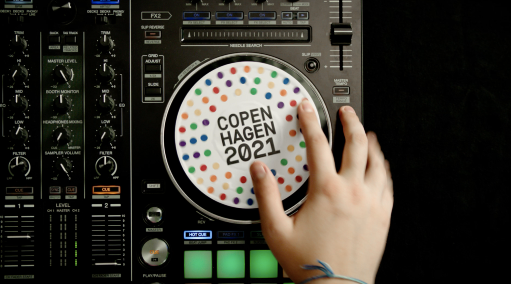 START planning your Copenhagen 2021