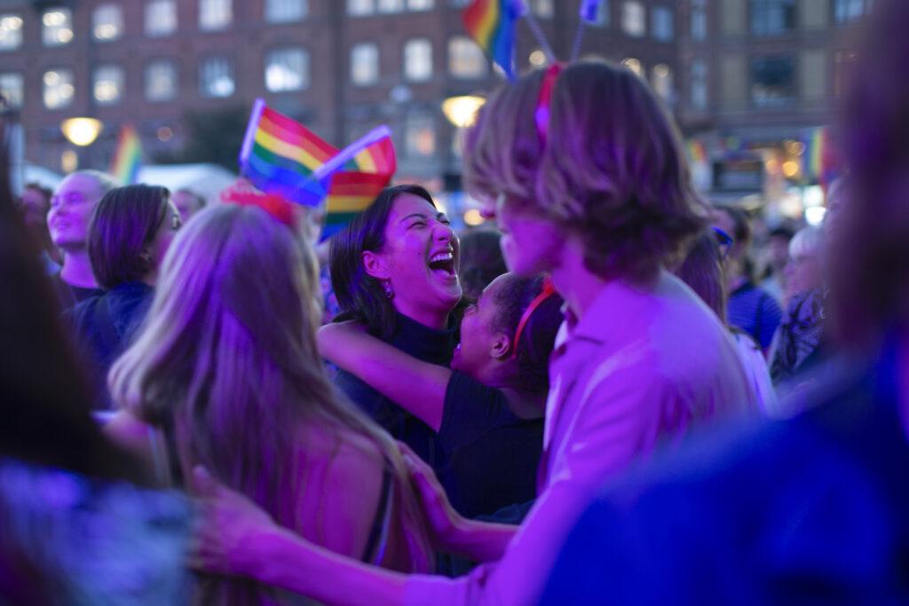 Webinar for Pride organisers