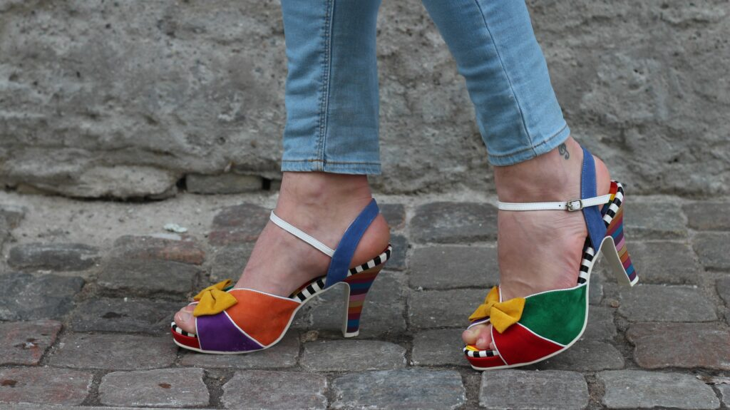 Win a pair of Lola Ramona's WorldPride shoes!