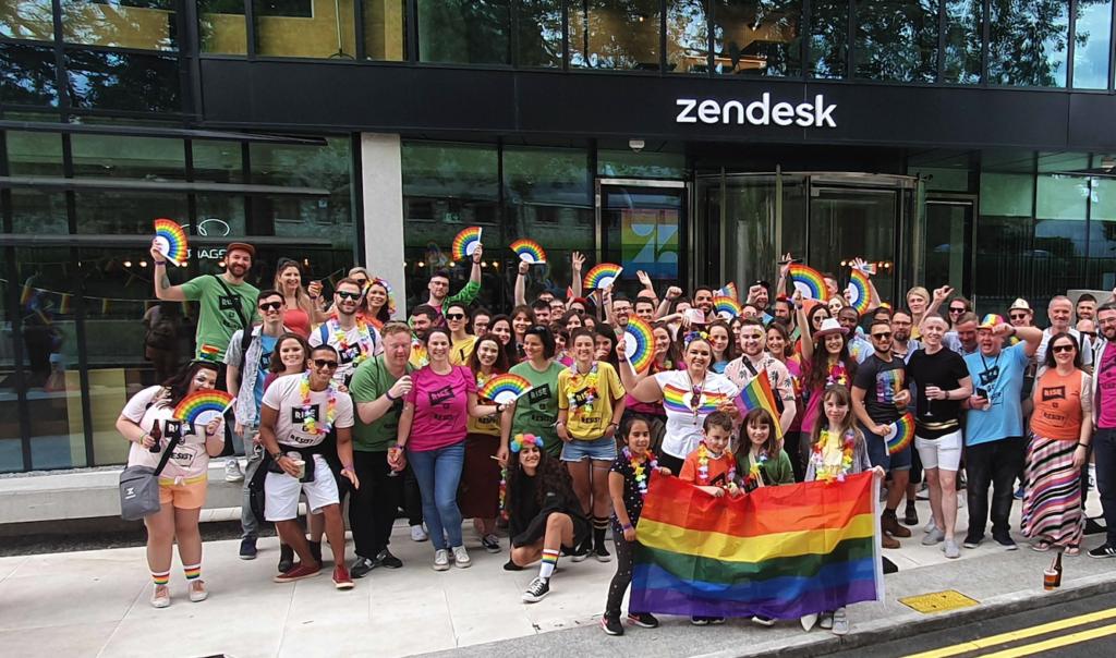 Zendesk supports Copenhagen 2021