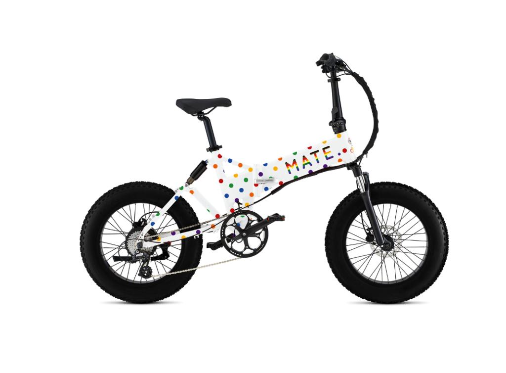 Win a MATE X Bike worth €3,000!