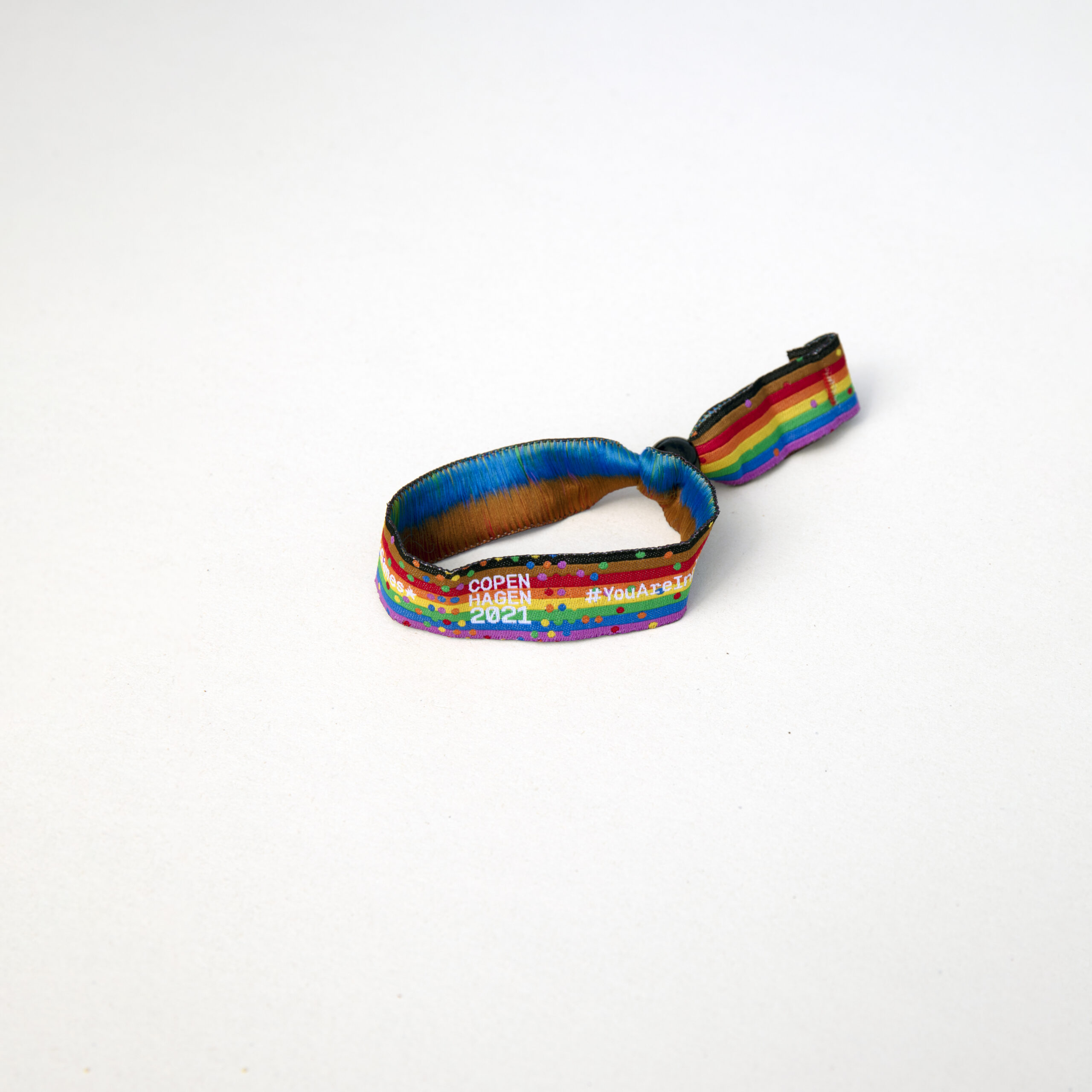 Our support Wristband