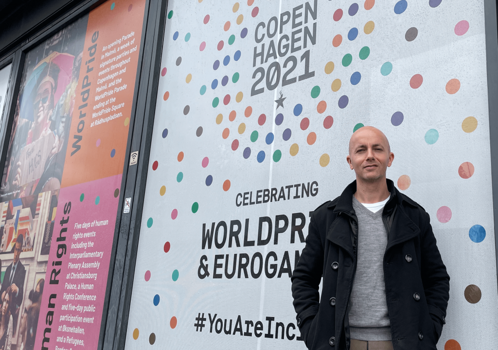 """""""Supporting Copenhagen 2021 was just the right thing to do"""""""